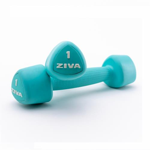 mancuernas STUDIO TRIBEL DUMBBELLS Ziva - Fitnessboutique