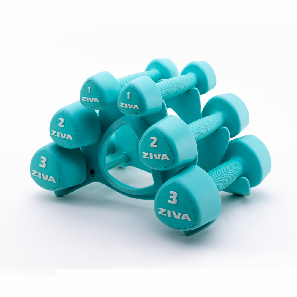 Ziva STUDIO TRIBELL DUMBELL SET